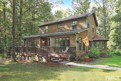 Chapel Hill Single Family Home For Sale: 8149 Kennebec Drive