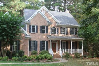 Raleigh Single Family Home For Sale: 4205 White Chapel Way