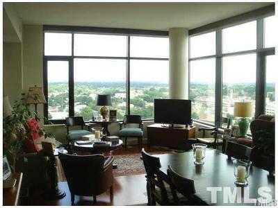 Raleigh Condo For Sale: 323 W Jones Street #825