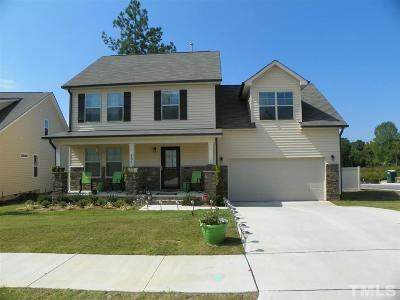 Knightdale Single Family Home For Sale: 301 Brakeman Street