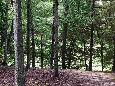 Chapel Hill Residential Lots & Land For Sale: 11471 Club Drive