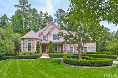 Chapel Hill Single Family Home For Sale: 74012 Harvey
