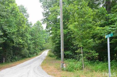 Bear Creek Residential Lots & Land For Sale: 106 Hoover Hill Lane