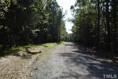 Orange County Residential Lots & Land For Sale: Lot 38 Three Creeks Road