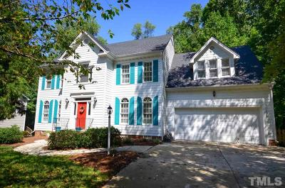Cary Single Family Home For Sale: 306 Bonniewood Drive