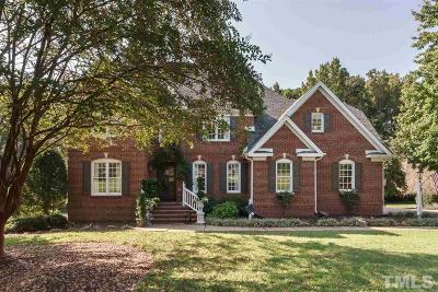 Wake County Single Family Home For Sale: 2921 Betimca Drive