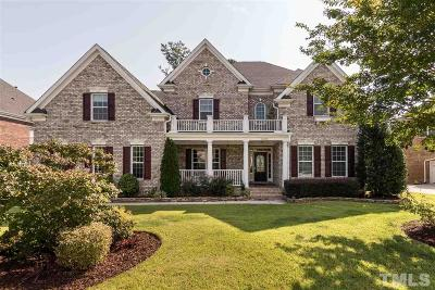 Wake County Single Family Home For Sale: 1433 Carpenter Town Lane