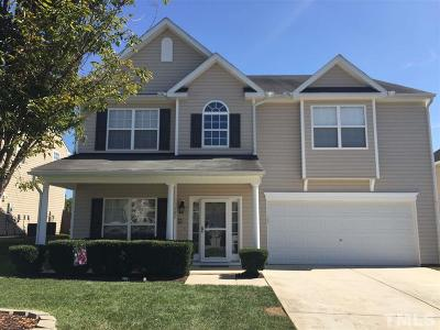 Wake Forest Single Family Home For Sale: 728 Stackhurst Way