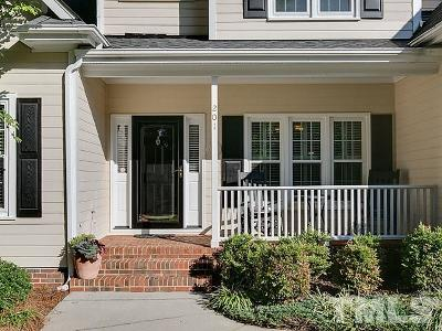 Cary NC Single Family Home For Sale: $435,000