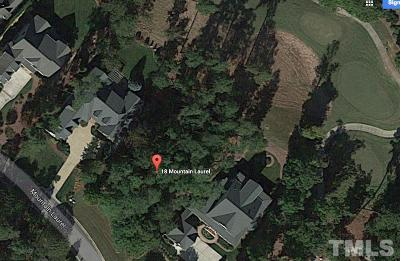 Chatham County Residential Lots & Land For Sale: 18 Mountain Laurel
