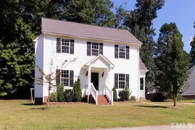 Knightdale Single Family Home For Sale: 702 Southampton Drive