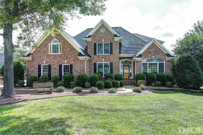 Single Family Home For Sale: 2525 Pennyshire Lane