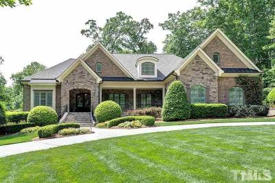 Wake County Single Family Home Contingent: 1108 Queensferry Road