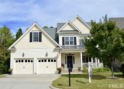 Cary Single Family Home For Sale: 2725 Cameron Pond Drive