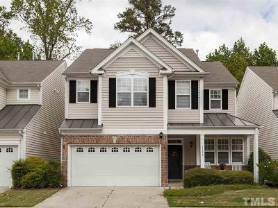 Raleigh, Cary Townhouse For Sale: 8506 Slabstone Court