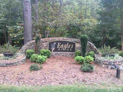 Chatham County Residential Lots & Land For Sale: 250 Bald Eagle Drive