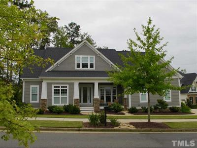 Holly Springs Single Family Home For Sale: 217 Lively Oaks Way