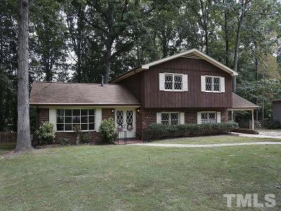 Wake County Single Family Home For Sale: 4816 Kilkenny Place Place