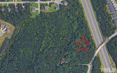 Chapel Hill Residential Lots & Land Contingent: 4702 Farrington Road