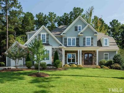 Wake Forest Single Family Home For Sale: 1108 Ladowick Lane
