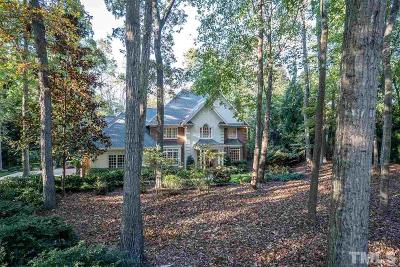 Durham Single Family Home For Sale: 2308 Vintage Hill Drive