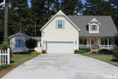 Siler City Single Family Home For Sale: 17 Rebecca Lane