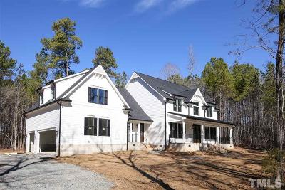 Apex Single Family Home For Sale: 304 Canyon Creek Way