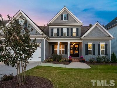 Cary Single Family Home For Sale: 3504 Sienna Hill Place