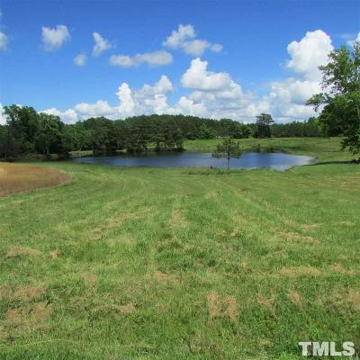 Franklin County Residential Lots & Land For Sale: 11.113 Acres Tant Road