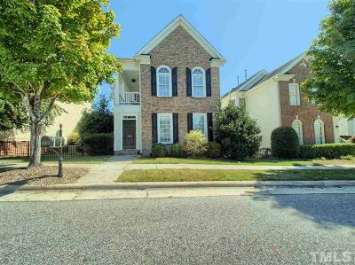 Carpenter Village Single Family Home For Sale: 313 Commons Walk Circle