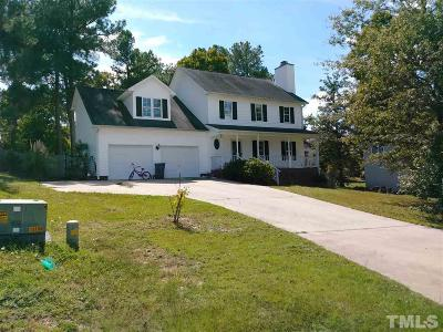 Harnett County Single Family Home For Sale: 66 Crystal Spring Drive