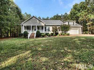 Fuquay Varina Single Family Home For Sale: 76 Bergeson Court