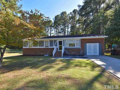 Knightdale Single Family Home For Sale: 113 Pine Country Lane