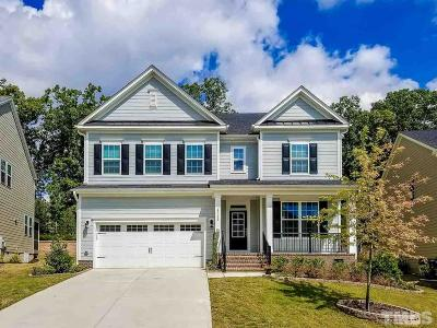 Cary Single Family Home For Sale: 1712 Fairbanks Road