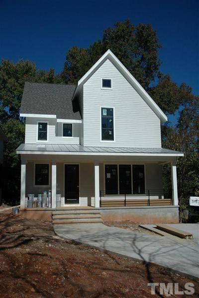 Raleigh Single Family Home For Sale: 3008 Lewis Farm Road