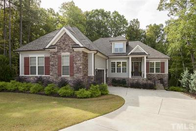 Pittsboro Single Family Home For Sale: 946 Berry Patch Lane