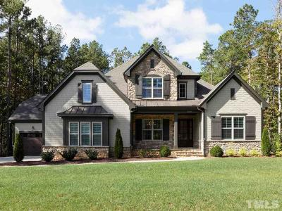 Wake Forest Single Family Home For Sale: 2104 Blue Haven Court