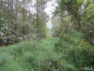 Johnston County Residential Lots & Land For Sale: 43 Acres Antioch Church Road