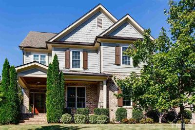 Durham Single Family Home For Sale: 13 Wesleywood Drive