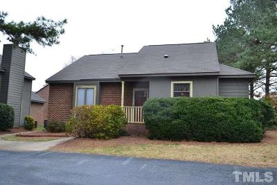 Cary Single Family Home For Sale: 102 Clancy Circle