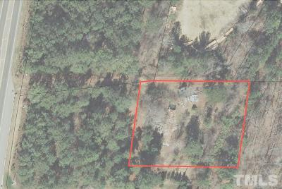 Holly Springs Residential Lots & Land Contingent: 1124 N Main Street