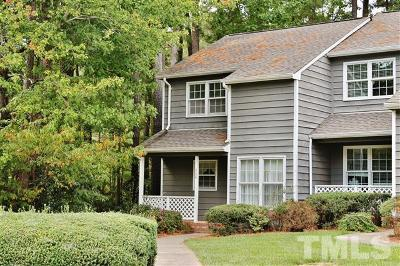 Cary Townhouse Pending: 106 Shady Meadow Circle