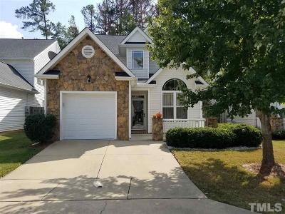 Raleigh Single Family Home For Sale: 3140 La Costa Way