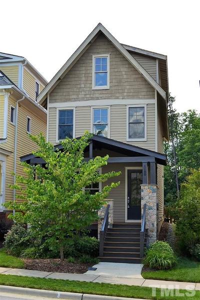 Chapel Hill Single Family Home Pending: 1188 Great Ridge Parkway