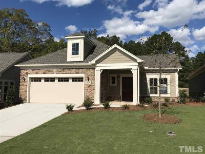 Cary Single Family Home For Sale: 1640 Vineyard Mist Drive
