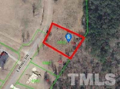 Johnston County Residential Lots & Land For Sale: 280 Ewing Drive