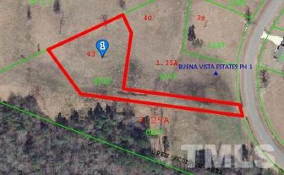 Johnston County Residential Lots & Land For Sale: 145 Ewing Drive