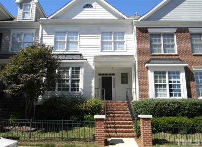 Bedford At Falls River Townhouse Pending: 2517 Happy Lane
