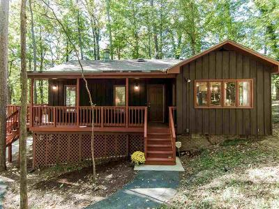 Chapel Hill Single Family Home For Sale: 1609 Old Oxford Road