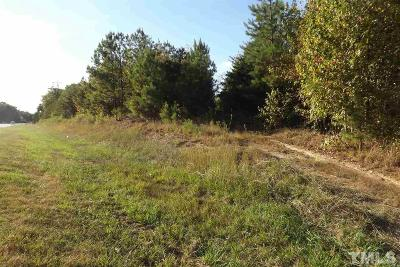 Chatham County Residential Lots & Land For Sale: Us 64 Highway West